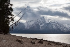 Coulter Bay, Grand Teton National Park