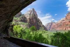 Weeping Rock Viewpoint