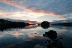 Kabetogama Sunset