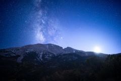 Mather Overlook Milky Way