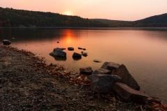 Devil's Lake Sunset 2