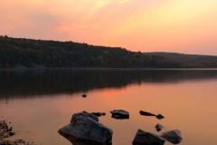 Devil's Lake Sunset 1