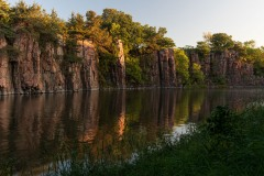 Palisades State Park, SD
