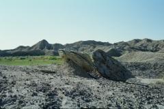 Toadstool Geological Park on Kodak Ektachrome E100