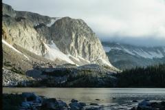 Snowy Range, Medicine Bow National Forest, Wyoming on Kodak Ektachrome E100