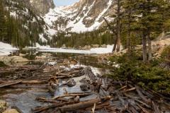 Dream Lake, Rocky Mountain National Park, CO