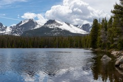Bierstadt Lake, Rocky Mountain National Park, CO