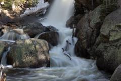 Alberta Falls, Rocky Mountain National Park, CO