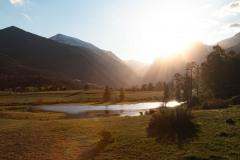 Sheep Lakes, Rocky Mountain National Park, CO