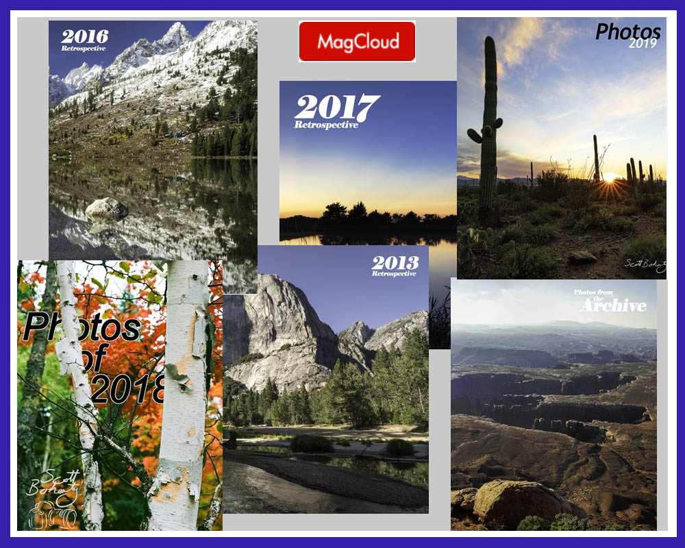 Annual Photography Magazine available at https://www.magcloud.com/user/sbohaty
